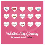 Valentine's Day Giveaway: Enter to Win $1,500 in prizes