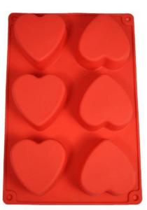 heart shape molds