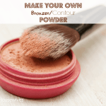 Homemade Bronzer/Contour Powder