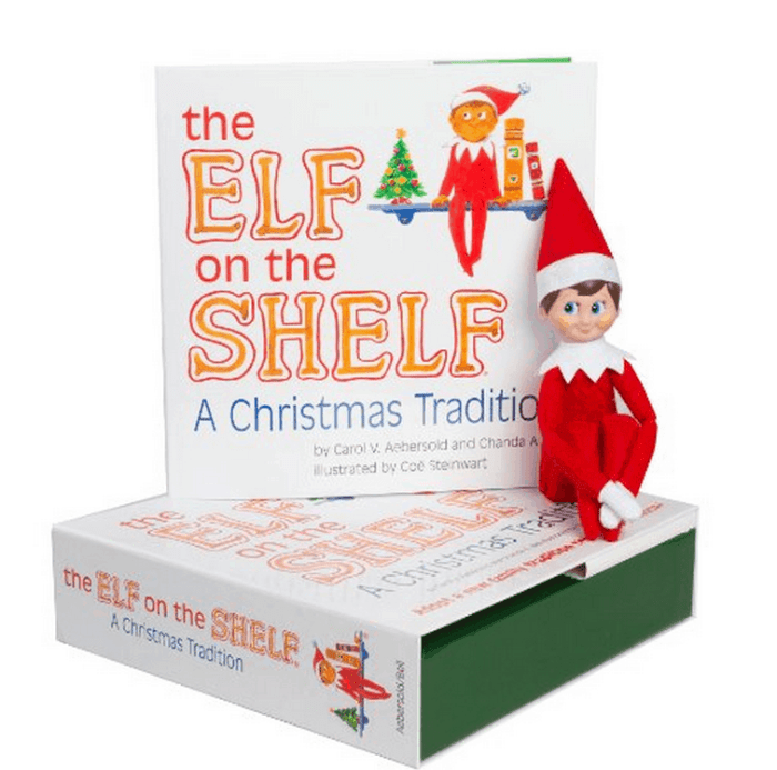 elf on the shelf kit
