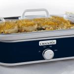 Crock-Pot Casserole Crock 3.5-Quart Slow Cooker $33.88