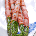 Bacon Grilled Asparagus Recipe