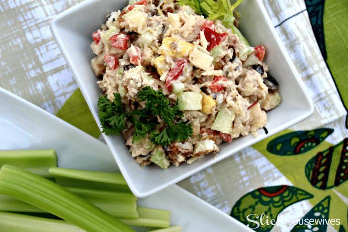 Chunky Tuna Salad