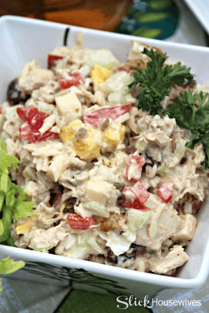 Chunky Tuna Salad Recipe 2