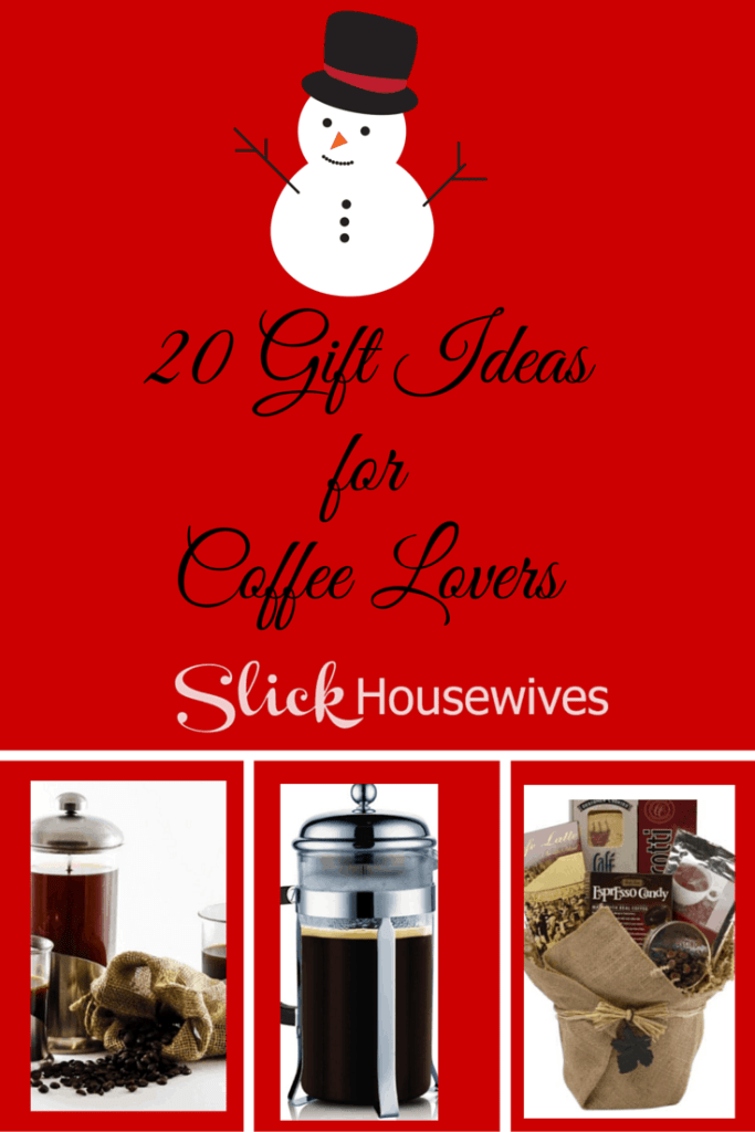 20 Gift Ideas for Coffee Lovers