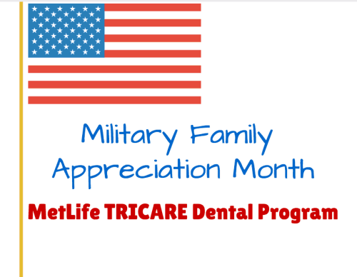 Military Family Appreciation Month Tricare