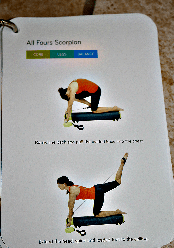 Motr at home Workout System