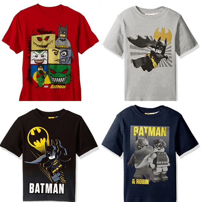 Batman T-shirts for Boys