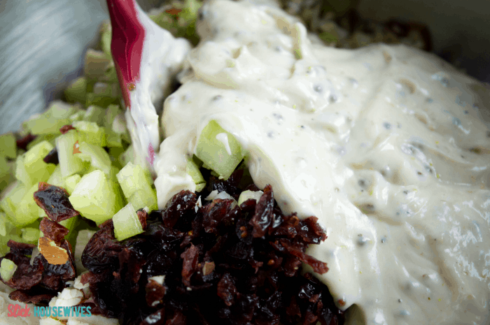 Cranberry Almond Chicken Salad Recipe 9