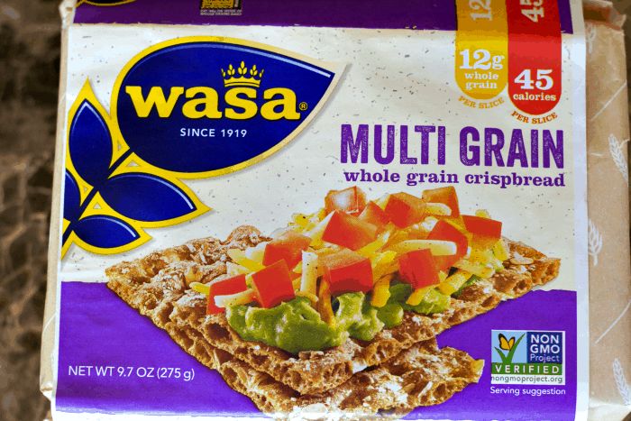 Wasa Crispbread Recipes