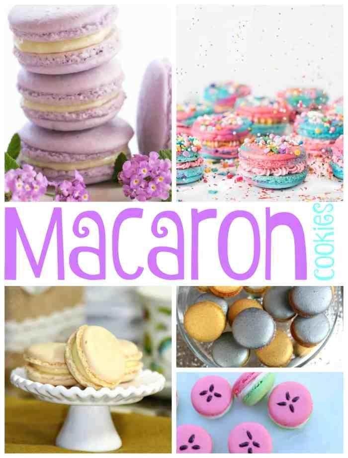Amazing Macaron Cookies