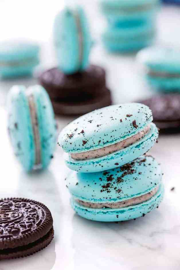 AMAZING MACARON COOKIES TO TRY RIGHT NOW!