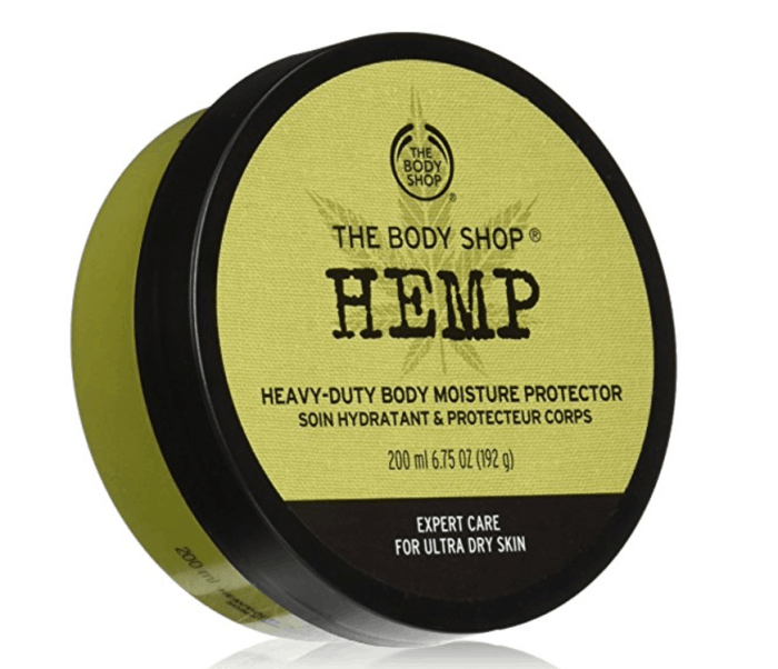 Hemp Cream Moisturizer