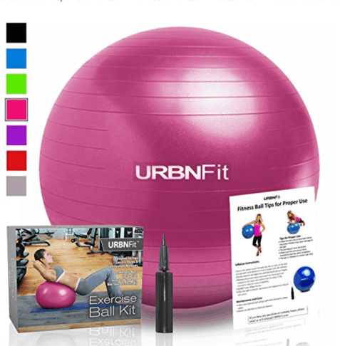 Exercise Ball Kit