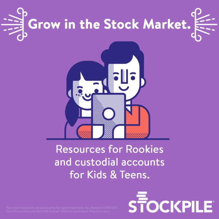 Stockpile Custodial Accounts