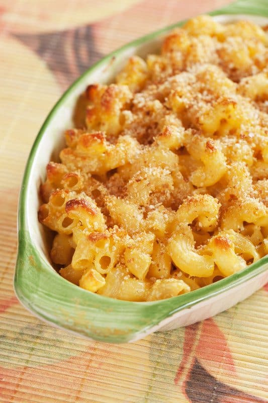 Copycat Longhorn Steakhouse Mac and Cheese Recipe
