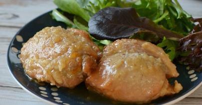 Instant Pot Garlic Orange Chicken Recipe