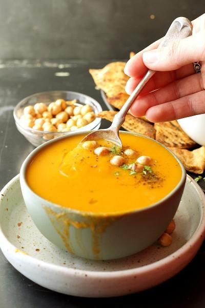Instant Pot Leftover Vegetable Soup Recipe