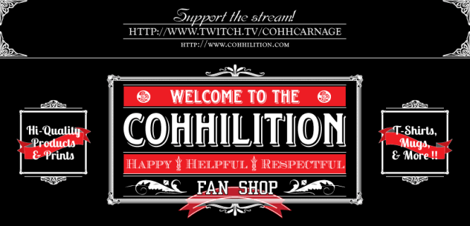 Cohhilition Store