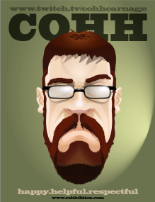 Cohh promo poster