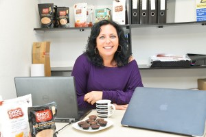 Galia Orme - founder of CHOC Chick 2