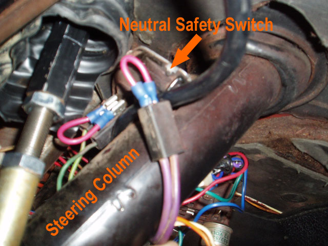 Shifter Neutral Safety Switch Wiring Diagram Free Picture Wiring