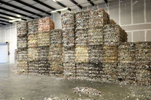 Paper Recycling And China