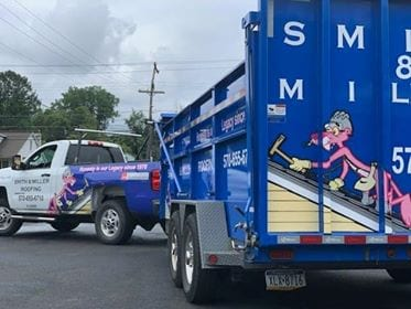 Partial Truck Wrap and Trailer Wrap