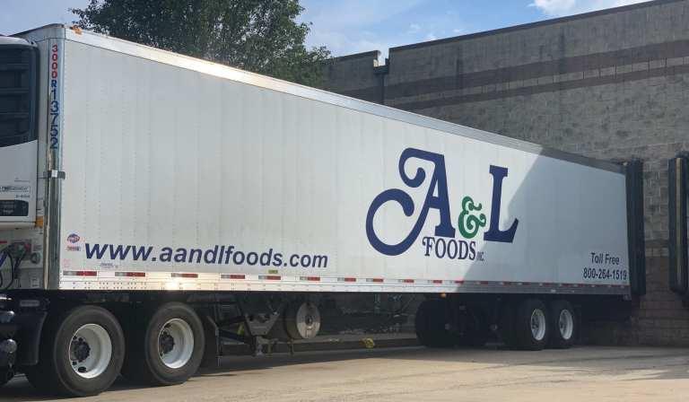 Food Trailer Spot Graphics