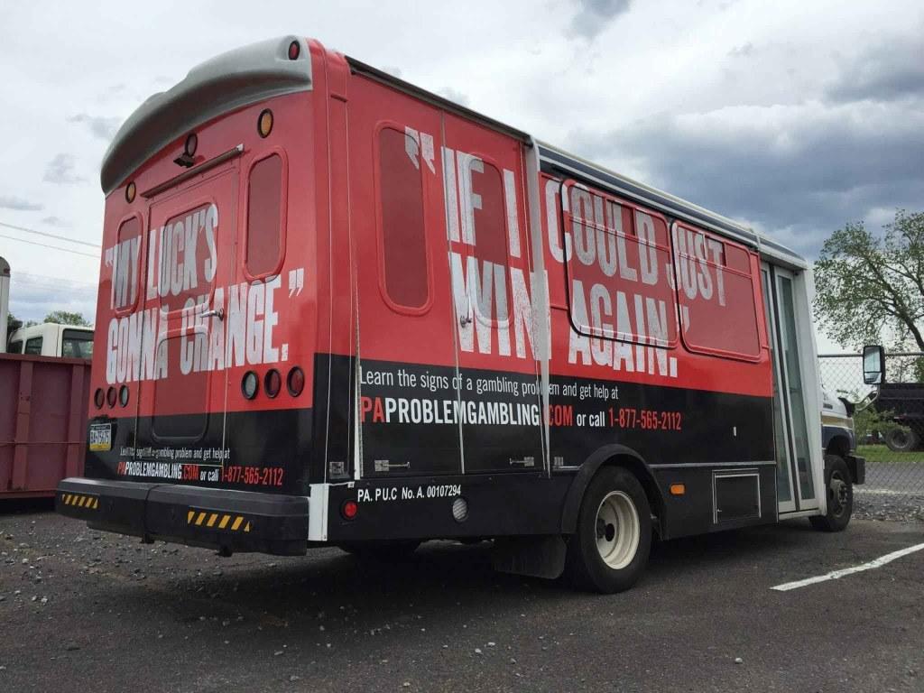 Bus Wraps NJ