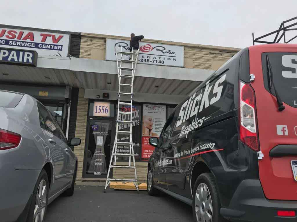 Commercial Signage Company