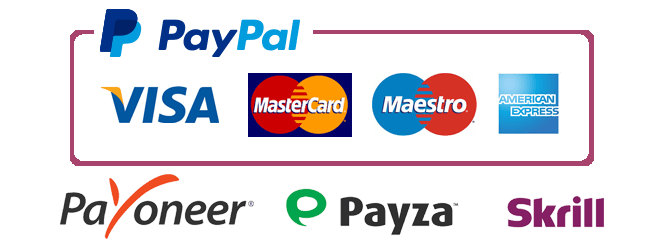 Payment Gateways for registered users