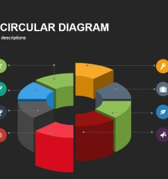 3d circular diagram powerpoint template and keynote [ 1280 x 720 Pixel ]