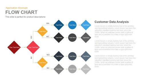 small resolution of flow chart powerpoint template and keynote presentation