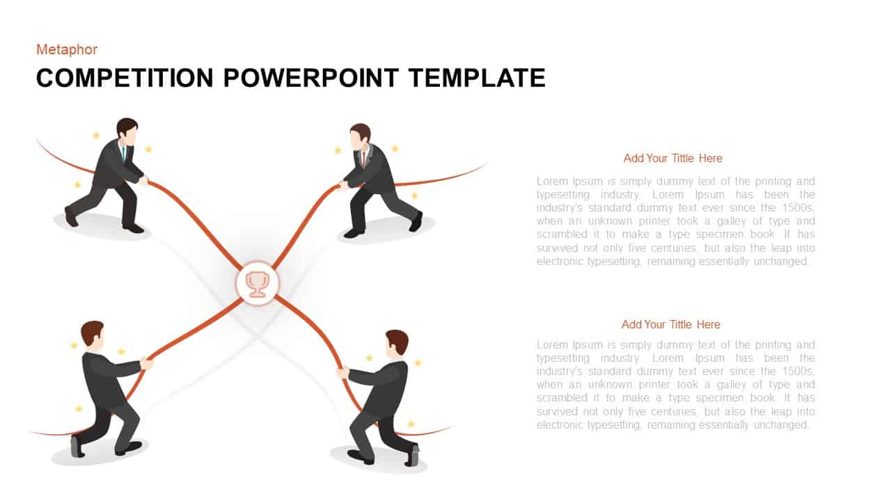 Competition Template for PowerPoint & Keynote Presentation