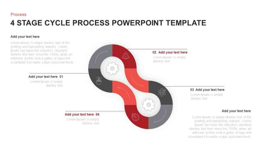medium resolution of cycle process powerpoint template and keynote