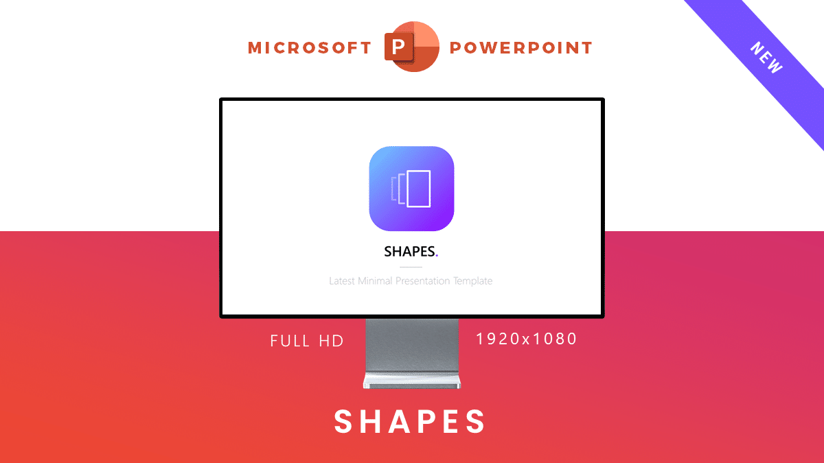 Shapes Free Presentation Template