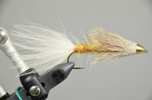 Galloup's Conehead Wooly Sculpin Tan