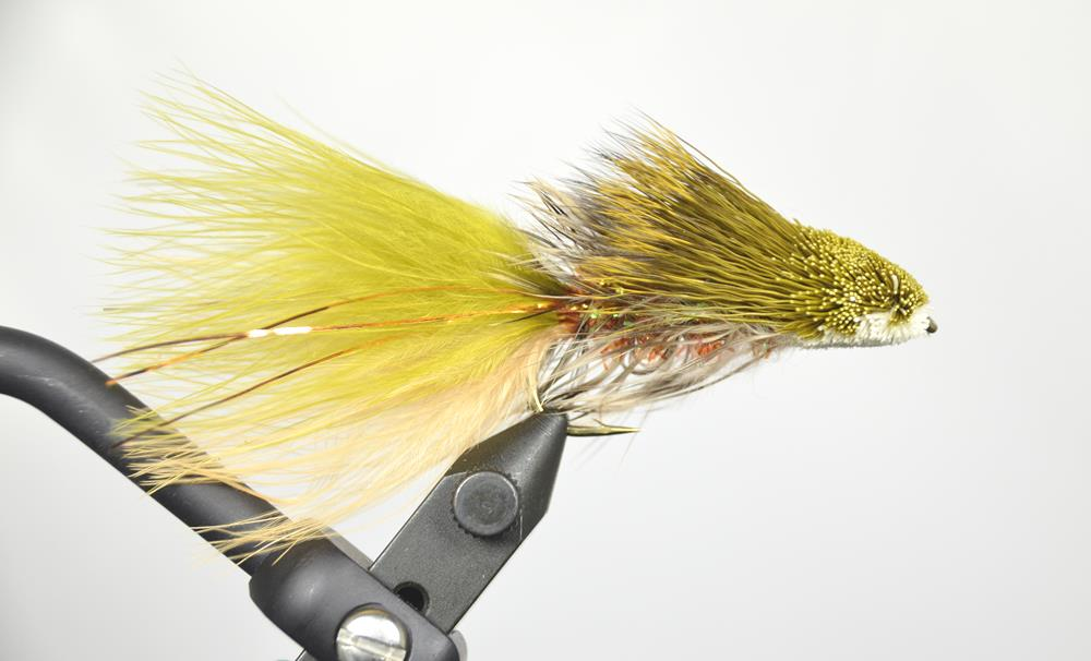 Cactus Wooly Sculpin Olive