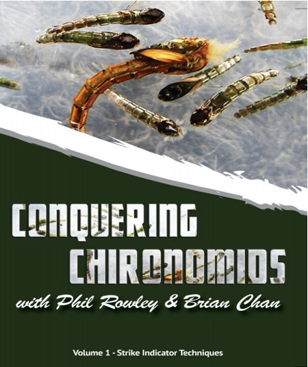 conquering chironomids volume 1 with phil rowley