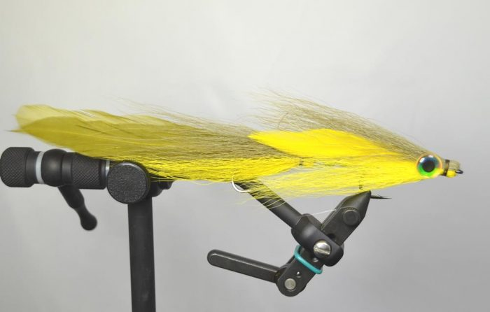 double deceiver olive yellow