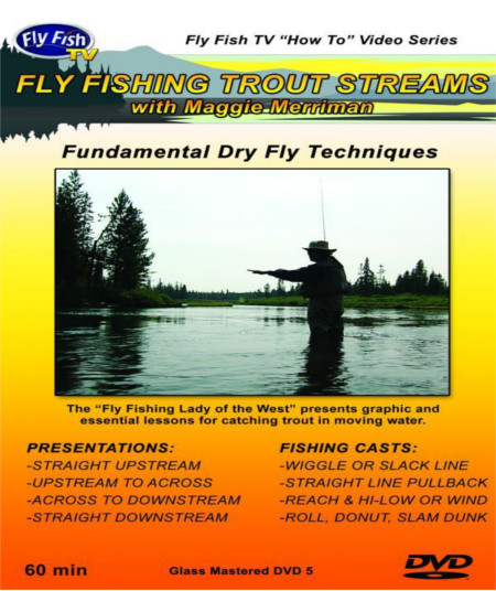 Fly Fishing Trout Streams with Maggie Merriman