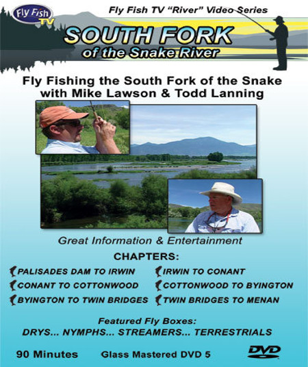 Fly Fishing the South Fork of the Snake with Mike Lawson