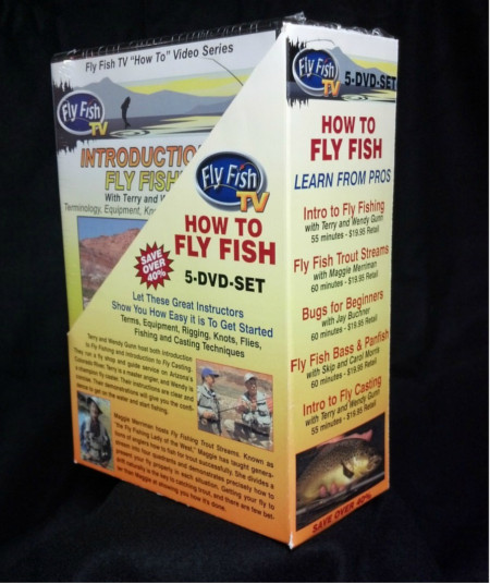How to Fly Fish DVD Set