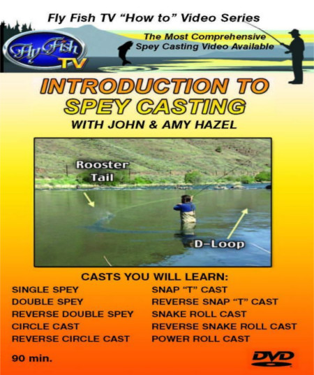 Introduction to Spey Casting with John and Amy Hazel