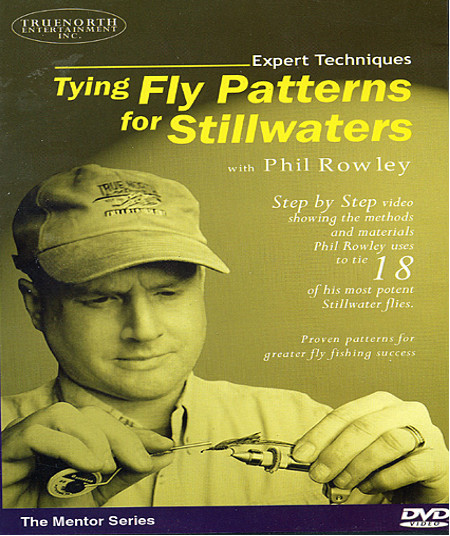 Tying Fly Patterns for Stillwaters with Phil Rowley