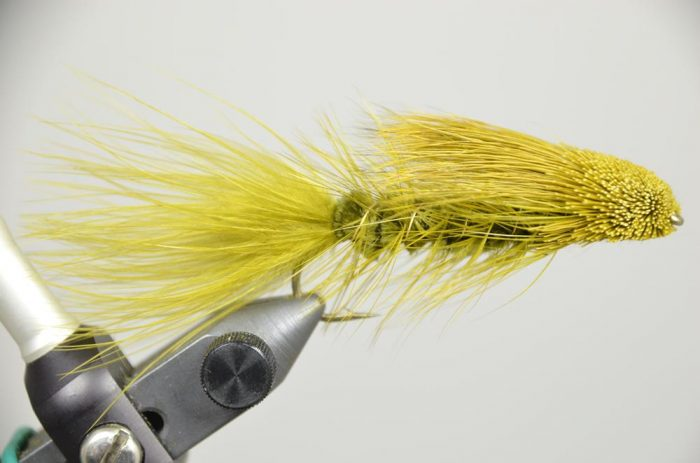 Galloup's Wooly Sculpin Olive