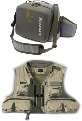 Vests and Packs