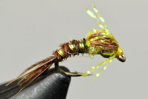 trina's bubble back emerger pmd