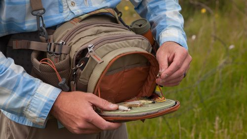fishpond waterdance guide pack fly patch